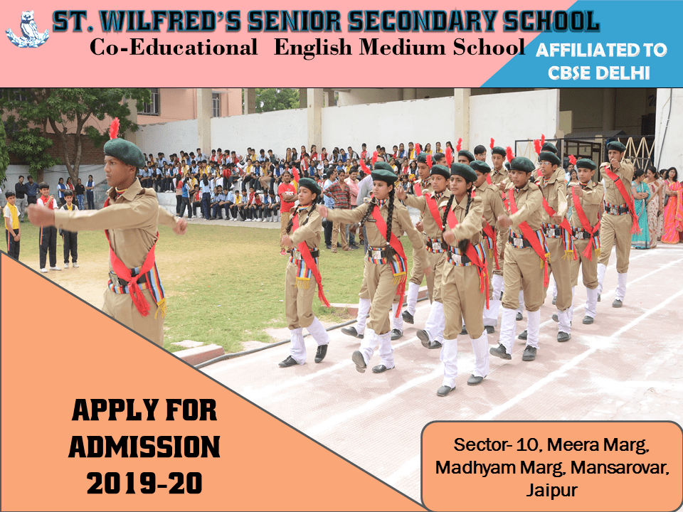 St. Wilfred's School – Admission Open 2019