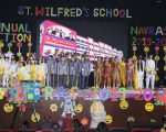 St. Wilfred's School Jaipur - Annual Function 2019 - 2020 (19)